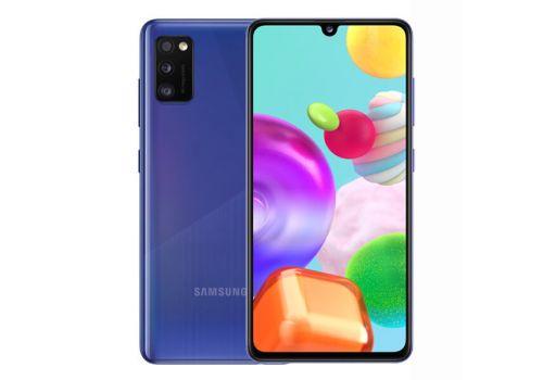 Samsung Galaxy A41, Dual-Sim, 6.1 inches, Octa-core, 64GB, 4GB RAM, 48+8+5MP, Prism Crush Blue, image 1