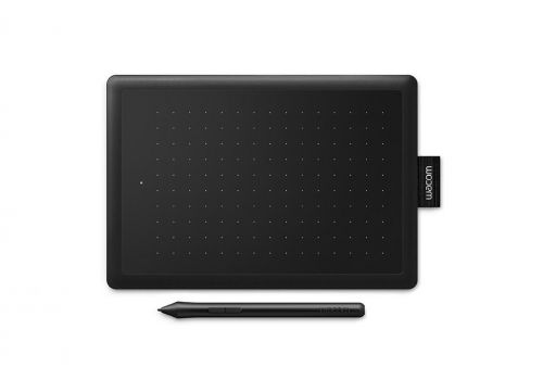 Graphic Tablet One by Wacom Small, Black, image 3