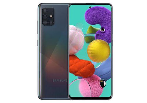 Samsung Galaxy A71, Dual Sim, 128GB, 6.7 inches, Octa-core, 8GB, 64MP  - Prism Crush Black, image 1
