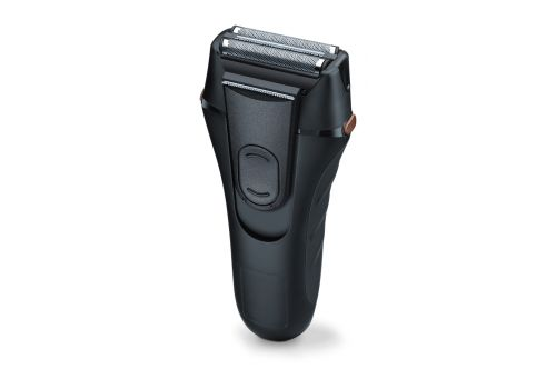Beurer HR 7000 foil shaver, triple-blade shaving system, extendable trimmer,LED display, Removable shaver head, Water-resistant, quick-charge function, 60 minutes shaving time, image 3