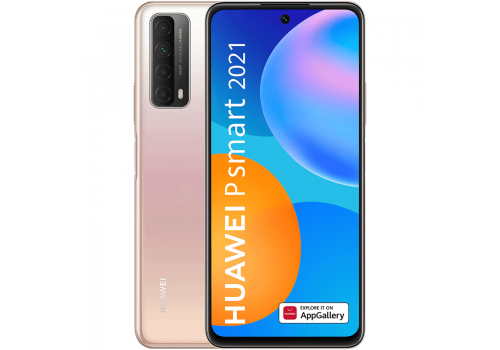 Huawei P Smart 2021, Dual Sim, 128GB, 4GB RAM, 6.67 inches, 48MP, image 1