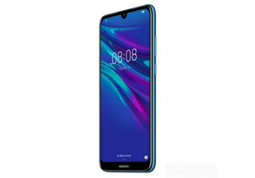 Huawei Y6 (2019), Dual Sim,32GB, 6.09 inches, 2GB, 13MP, Sapphire Blue, image 2