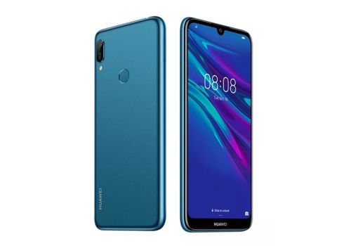 Huawei Y6 (2019), Dual Sim,32GB, 6.09 inches, 2GB, 13MP, Sapphire Blue, image 3