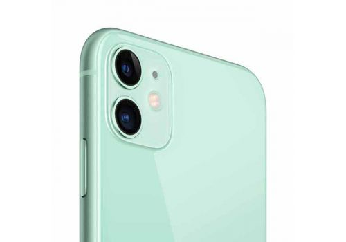 Apple iPhone 11, 6.1 inches, Hexa-core, 256GB, 12MP + 12MP,  Green, image 3