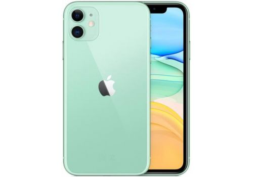 Apple iPhone 11, 6.1 inches, Hexa-core, 256GB, 12MP + 12MP,  Green, image 1