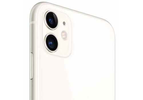 Apple iPhone 11, 6.1 inches, Hexa-core, 128GB, 12MP + 12MP,  White, image 3