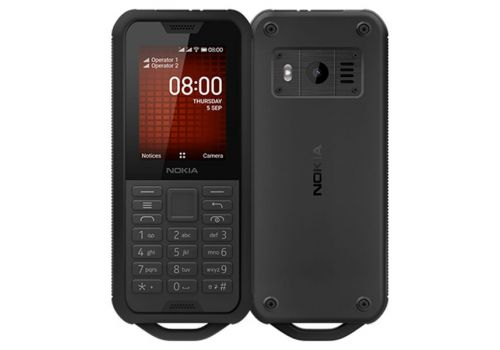 Nokia 800 Tough DS, 4GB 2.4 Inches, 512MB Black, image 1