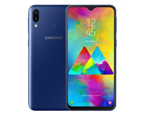 Samsung Galaxy M20, Dual Sim, 32GB, 6.3 inches, Octa-core, 3GB, 13MP, Ocean Blue, image 1