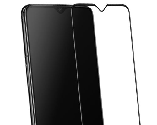 Screen protector - Tempered Glass  5D  for Xiaomi Redmi Note 8, image 1